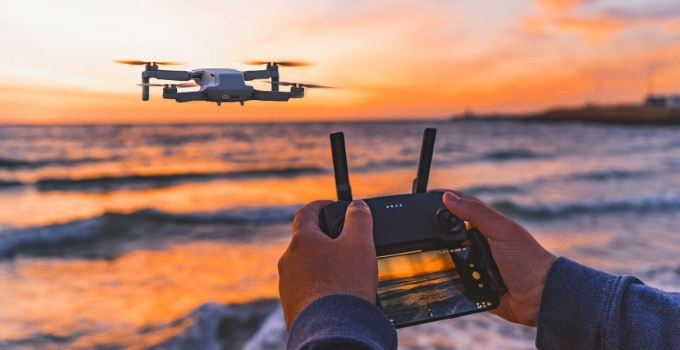 Best Drone for High Winds