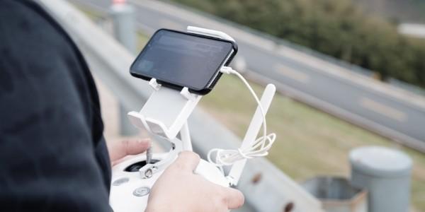 Modern consumer drones do use cellular service