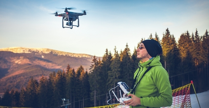 What to Look for When Buying A Drone