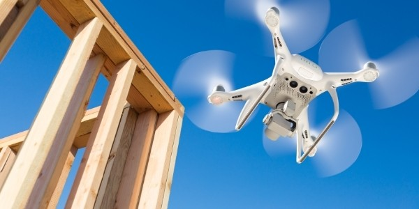 What to do if a drone is over your property
