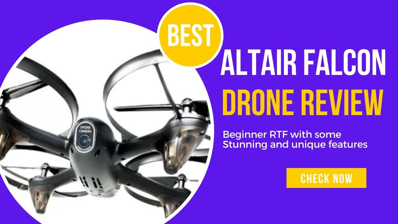 Altair Falcon Drone Review