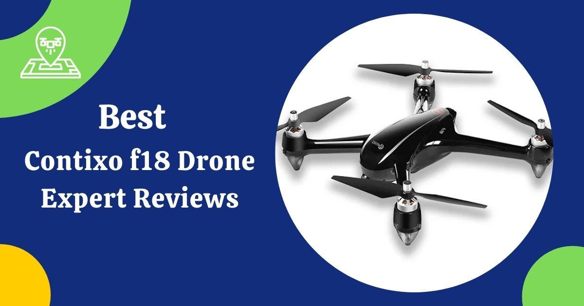 Contixo f18 Drone Reviews