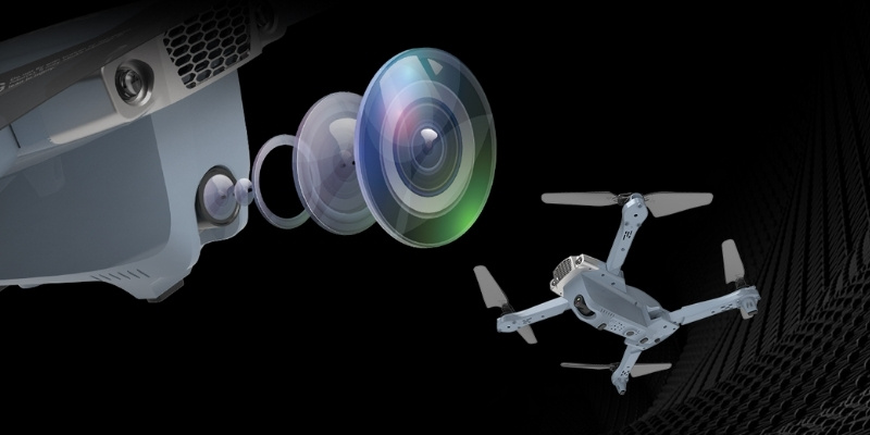 SYMA X500 Camera
