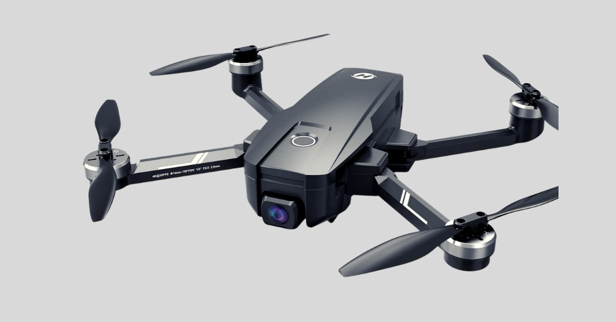 Holy Stone HS720e Review 4K Drone Electronic Image Stabilisation (EIS)