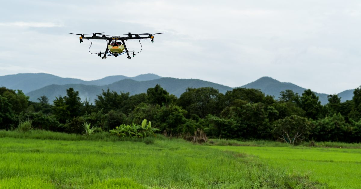 Benefits of Drones in Agriculture