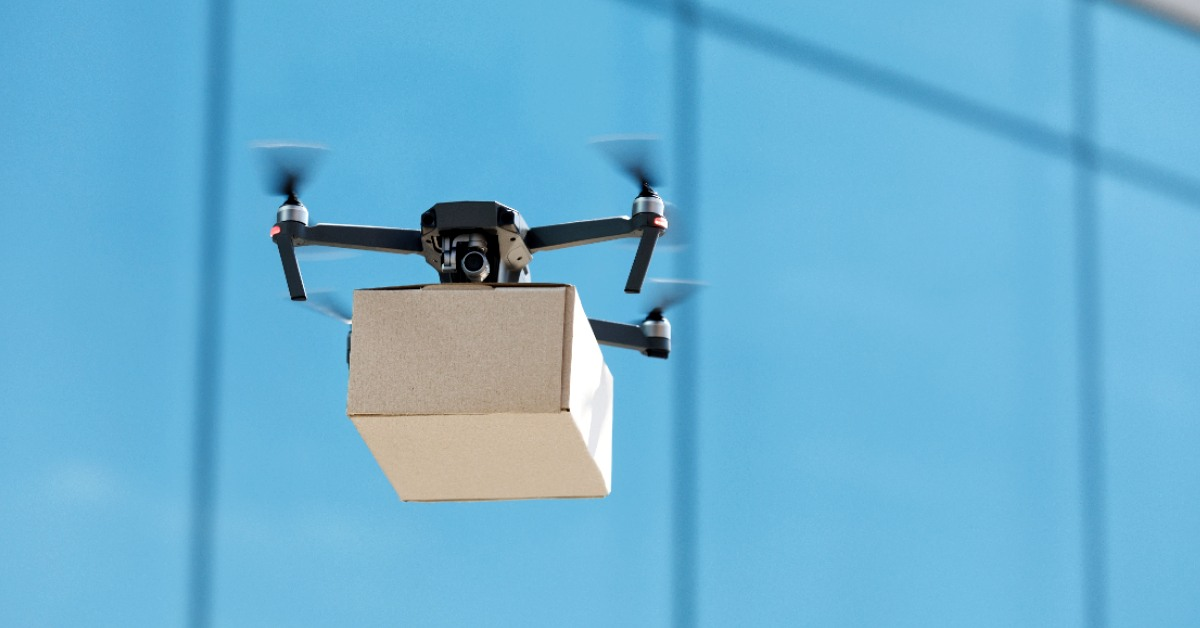 How Much Weight Can a Delivery Drone Carry