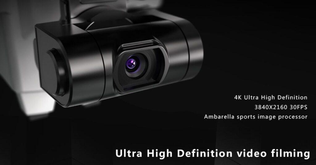 Hubsan Zino 2 plus Camera review