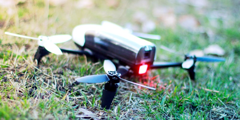 Is it legal to Destroy a Drone Over Private Property