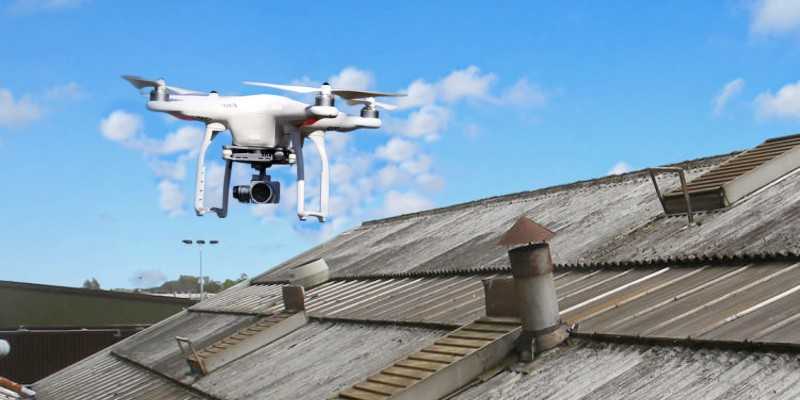 Why is Drone Roof Inspection Important